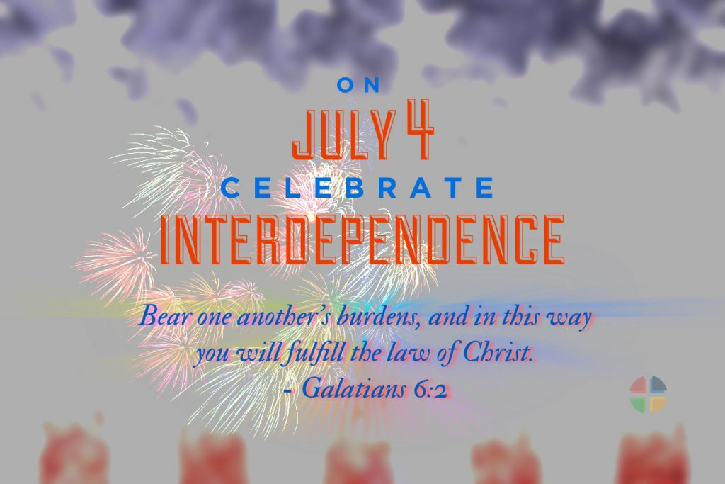 Celebrate Interdependence Day