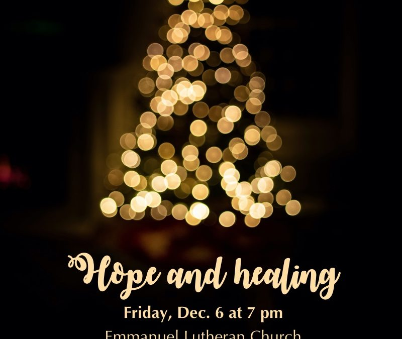 Holiday Hope and Healing